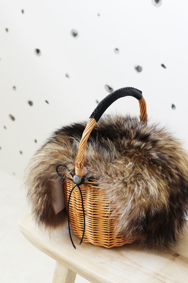 かごバッグ バスケット リメイク 簡単 クラフト ファッション