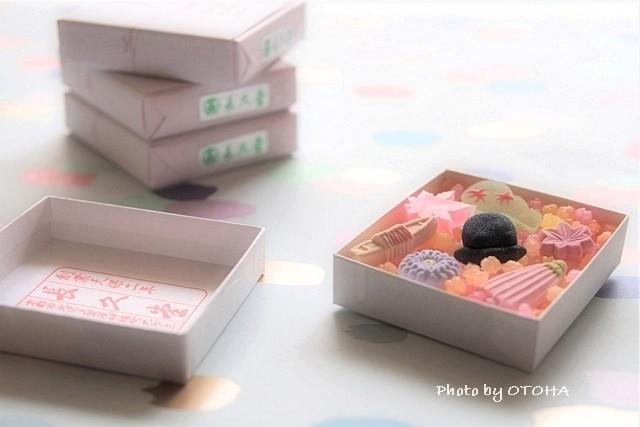 京都 和菓子 司長久堂 オリジナル