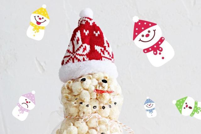 クリスマス ワンコイン ギフト 雪だるま