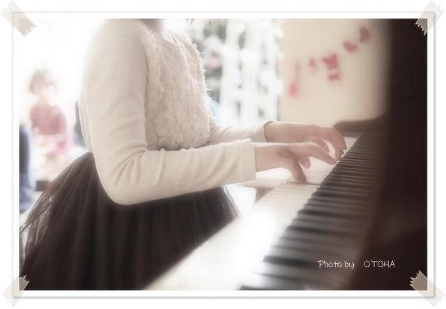 クリスマスソング ピアノ