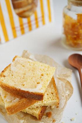 残ったパンで簡単ラスク