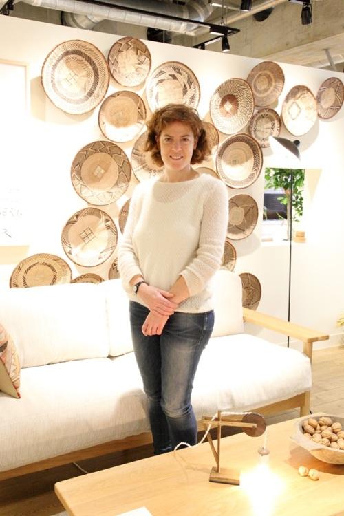 イデーの「DIMANCHE」シリーズデザイナー マリナ・ボーティエさんインタビュー