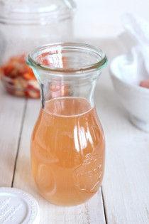 フルーツや野菜の旨みがギュ!手作りが楽しい酵素シロップ