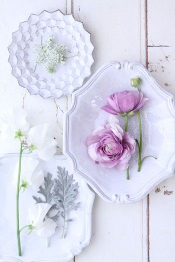 花を自分で選ぶコツ ~主役・脇役の順に選びましょう~