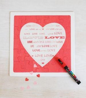 恋するジグソーパズル