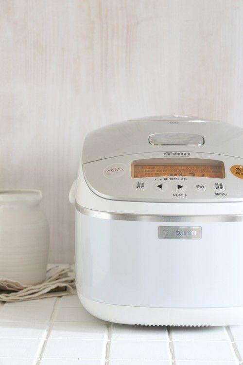 新調!炊飯器で、美味しいお赤飯をいただきます