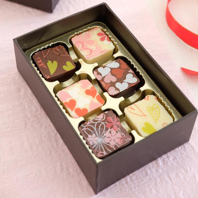 ダイソーアイテムで 板チョコを高級チョコ風に大変身させる方法