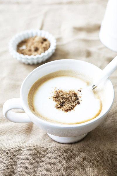 これ大好き!!! 毎日飲んでいます♪ コーヒーにとてもよく合います~