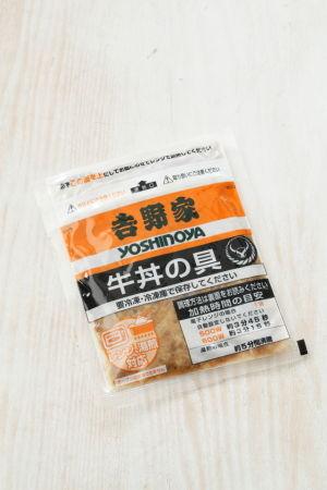 吉野家「牛丼の具」でボリューム満点★焼うどん