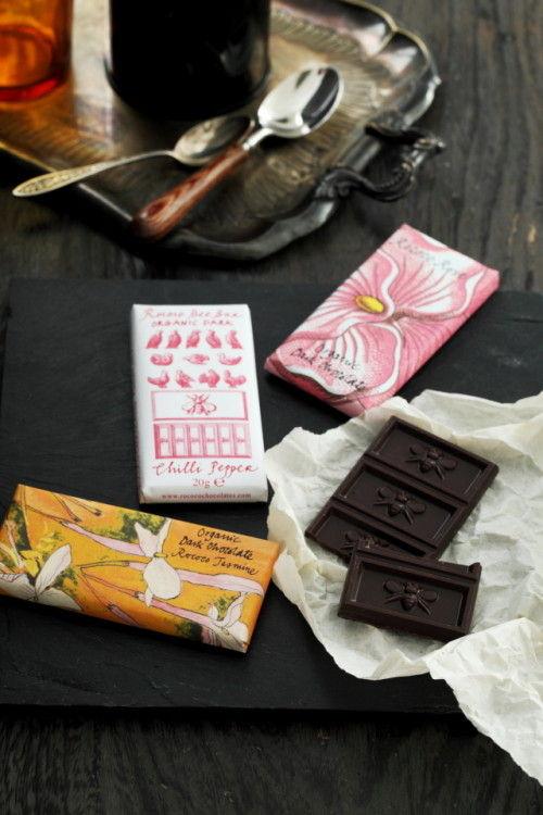 思わずパッケージ買い! ロンドン土産に人気のロココ・チョコレート