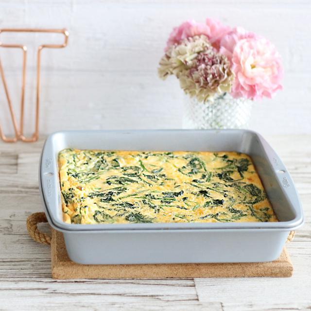 【作り置きレシピ】買い置き食材で作れる冷凍可能な簡単キッシュ