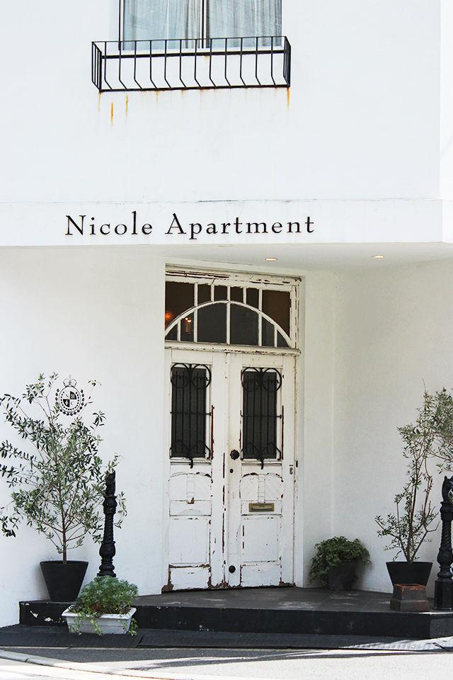 まるでパリのアトリエ!? 大阪・堀江ヘアサロン「Nicole」