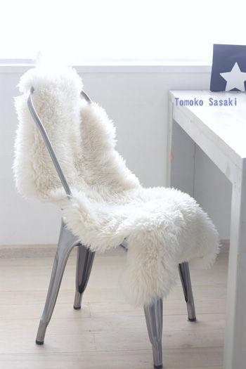 使って良かった!! IKEAのウールラグ