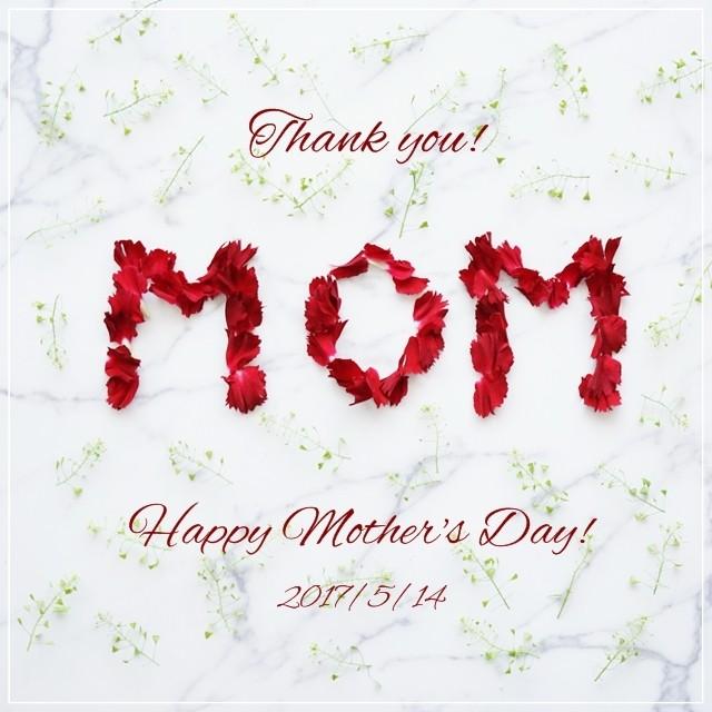 母の日のプレゼント♪ カーネーション+αのフラワーギフト