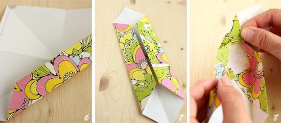折り紙でかわいいお弁当BOX