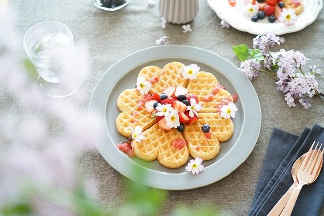 エディブルフラワー 花 食べる レシピ フォトジェニック