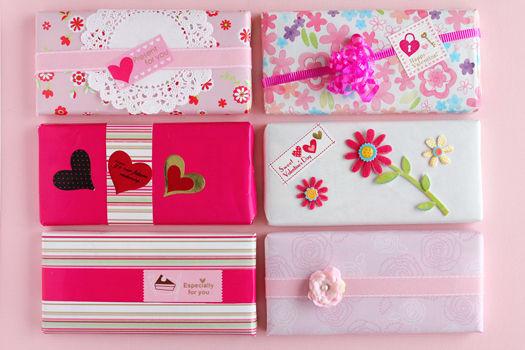 板チョコでバレンタイン