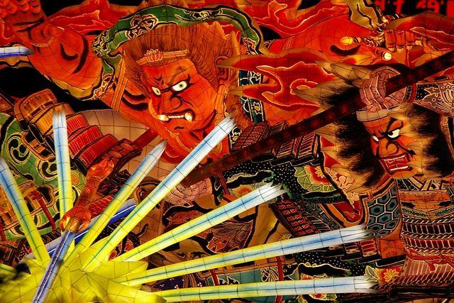東北四大祭り体験レポ【青森ねぶた祭り】