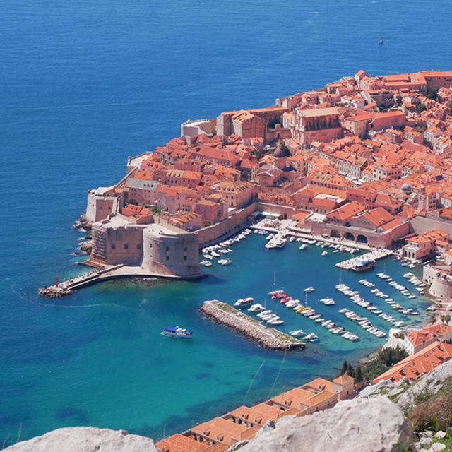この夏おすすめ!東ヨーロッパリのゾート地「クロアチア ドゥブロヴニク」