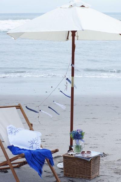 大人の海辺ピクニック~大人時間の演出~