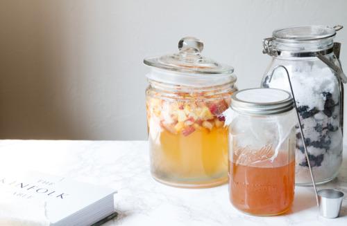 旬のフルーツを使って、話題の酵素シロップを手作りで! 夏バテ防止にも