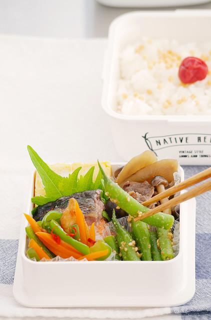 お弁当 作り置き 簡単 常備菜