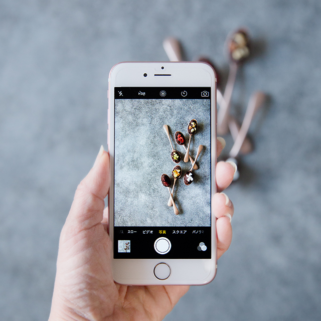 Instagramで売り上げアップ♪ 余白を作ってセンスよく見せる!