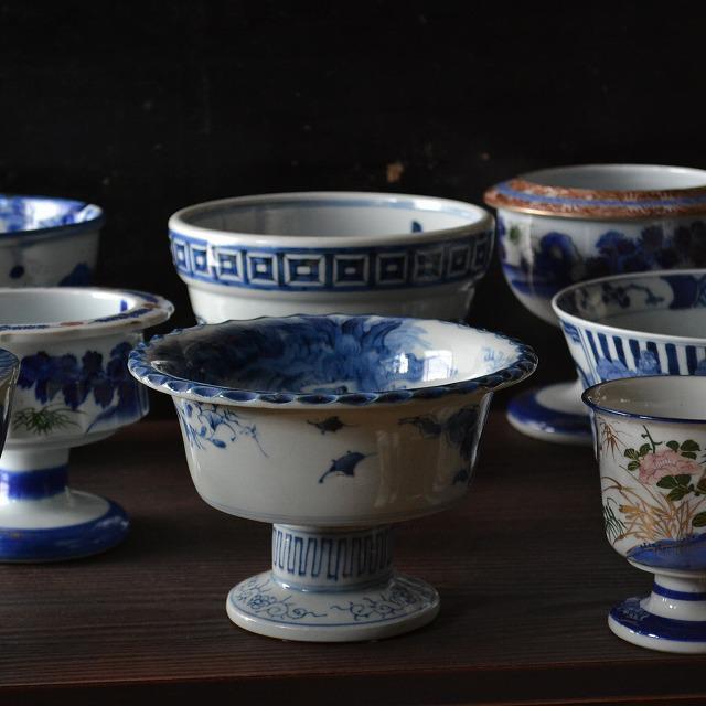 骨董を楽しもう! 江戸時代の盃洗の使い方アイデア