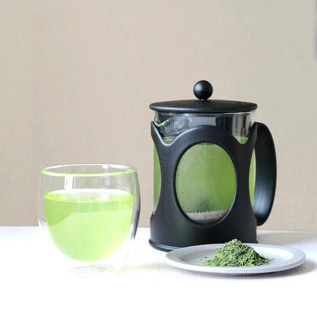 簡単で美味しい!水出し緑茶の作り方