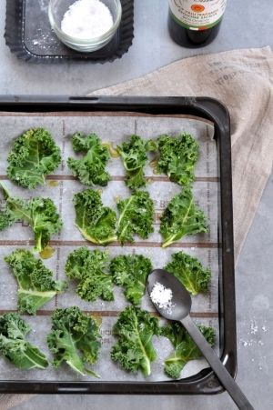 野菜の王様「ケール」で夏バテ対策