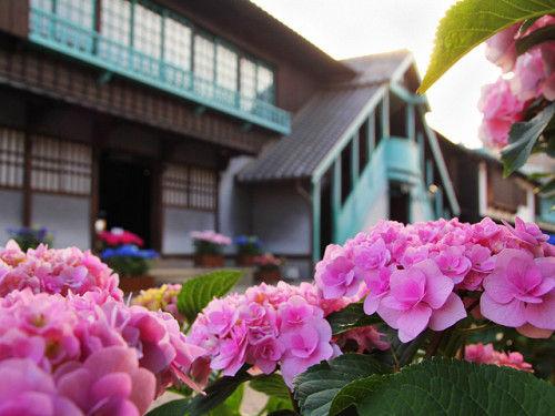 阿蘭陀料理会食が行われていた長崎出島カピタン部屋