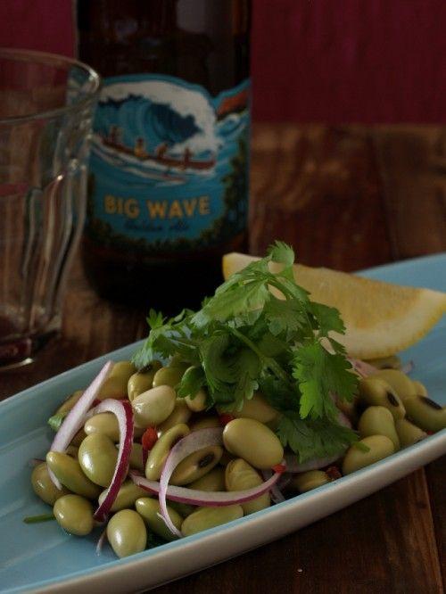 乾物の豆を美味しく食べよう(1)秘伝豆をなんとエスニックに!