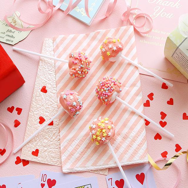 ロッテ ガーナでバレンタイン♪ 簡単チョコスティックの作り方