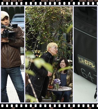 南都礼子フォトグラファーが日本テレビ「oha!4NEWS LIVE」に出演しました