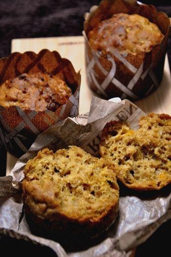 玉ねぎのVegi-muffin