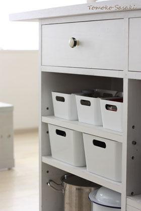 IKEA・399円のボックス・キッチンにおすすめ