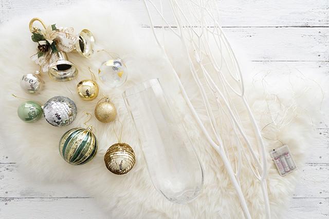 クリスマス飾り 作り方 簡単 オーナメント