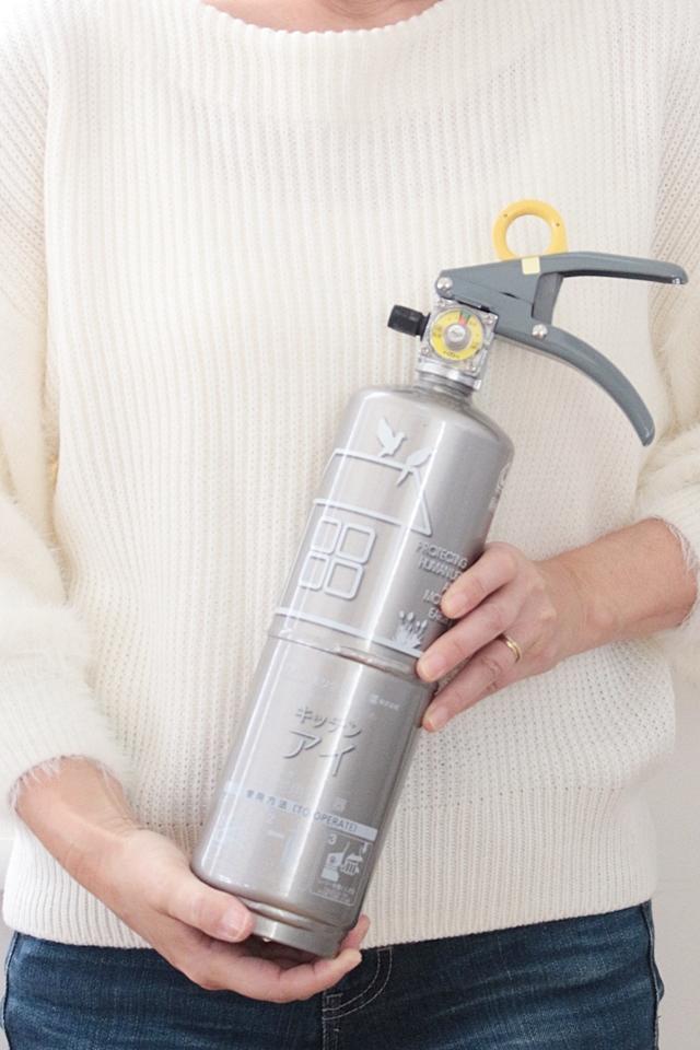 消化器 点検 家庭消火器点検の日 1月19日