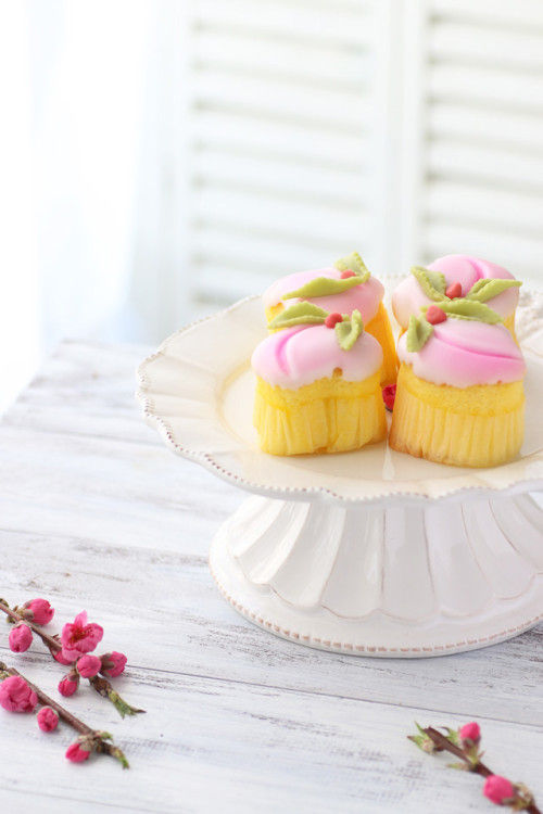 桃の節句にかかせない~長崎の伝統・縁起菓子「桃カステラ」