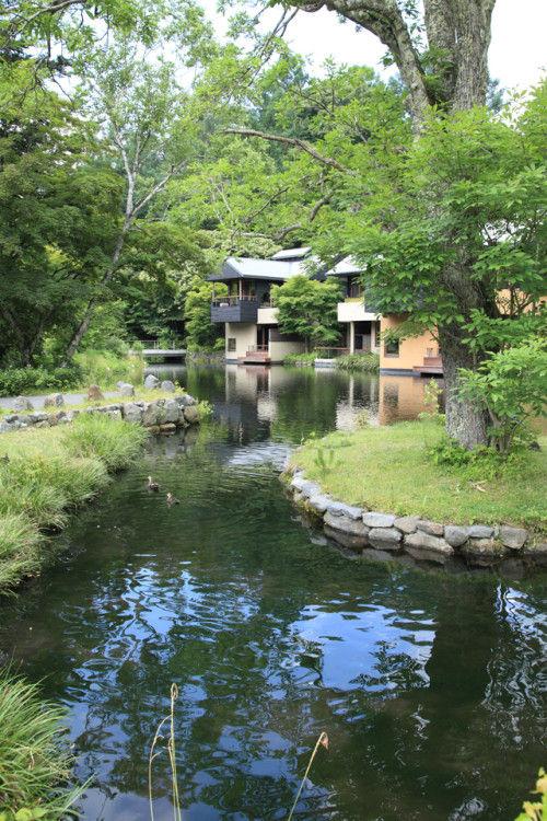 夏のリフレッシュに!大人の遠足 ~ 星のや軽井沢 Part1
