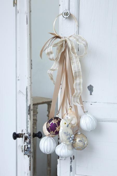 2012クリスマス特集・4 今年風!オーナメントの飾り方いろいろ