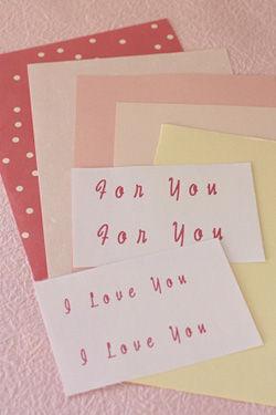 想いが届く!ハートいっぱいの手作りバレンタインカード