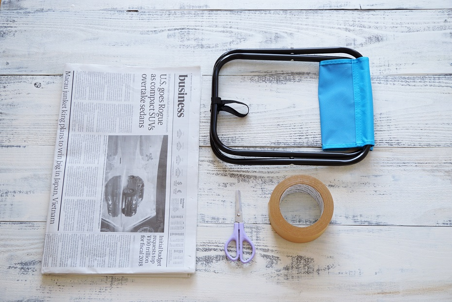 新聞紙 で 作る ゴミ箱