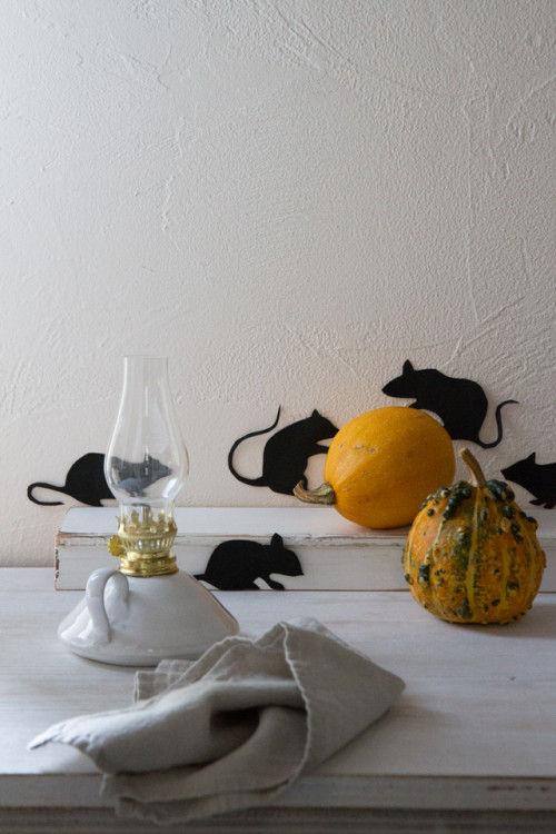 「おばけに壁をジャックされました!」~ハロウィンにトリックアートを楽しむ~