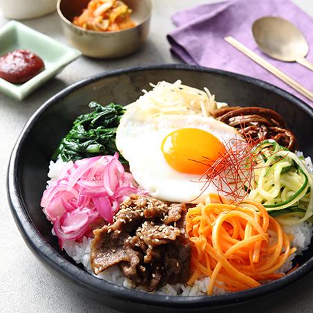 7種! 具だくさんビビンパの作り方 焼き肉のたれ&寿司酢を使って簡単に