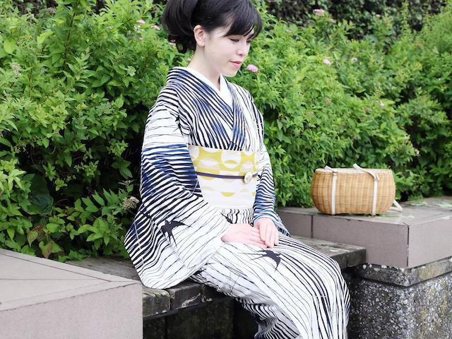 浴衣 ゆかた 流行 コーディネイト 着方 ファッション オシャレ