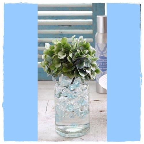 """""""植物の育つ不思議なゼリー""""で、夏もラクラク♪切り花を楽しむ"""