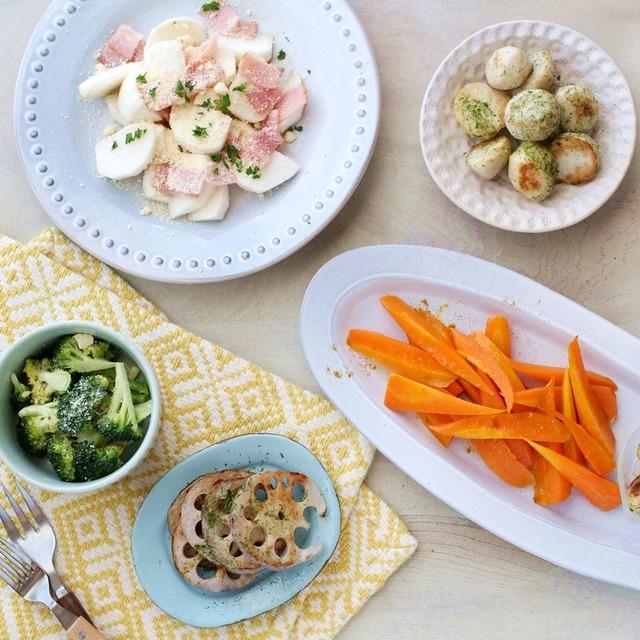 野菜嫌いな子どもも野菜が美味しく食べられる! 3種の魔法の粉