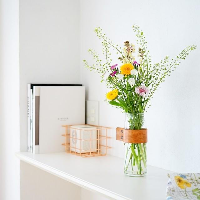 スーパーの花売り場で買う! 花選び&色合わせのポイント