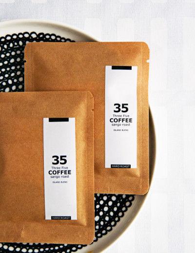 """環境をみつめた沖縄のECOコーヒー""""35 COFFEE"""""""